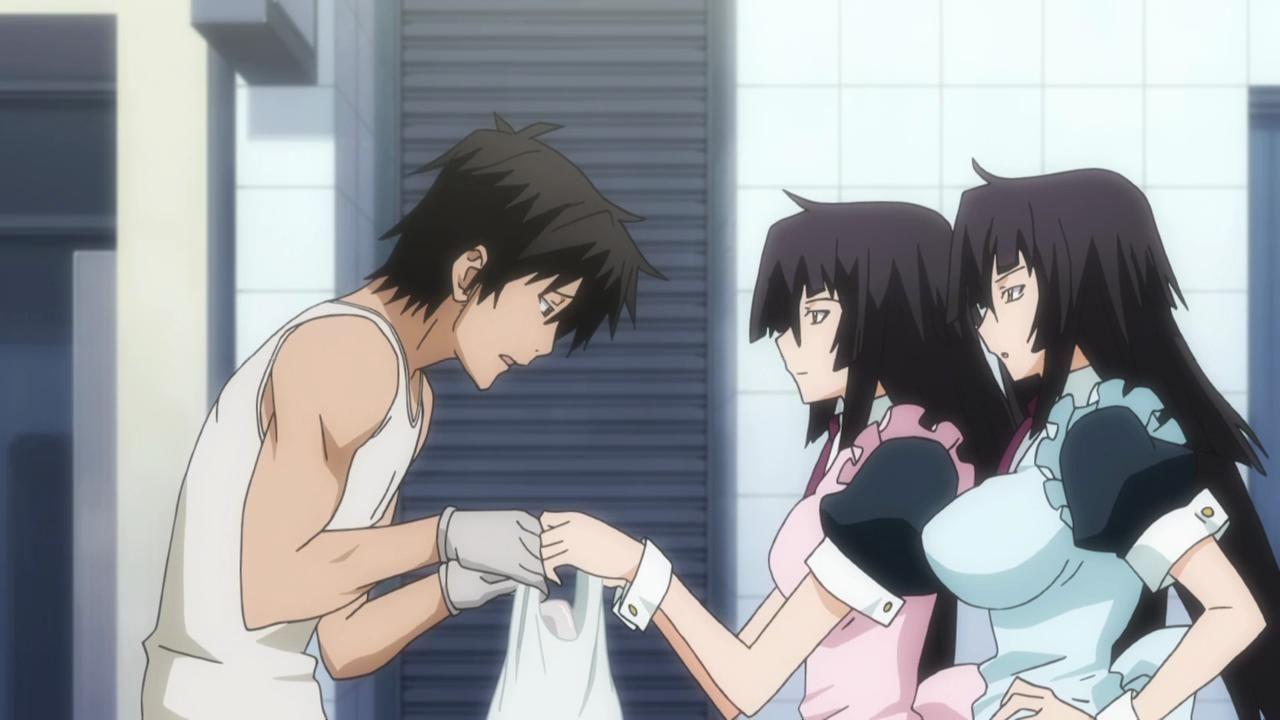 Sekirei Minato And Homura Tenka seiha sekirei  pureSekirei Minato And Homura