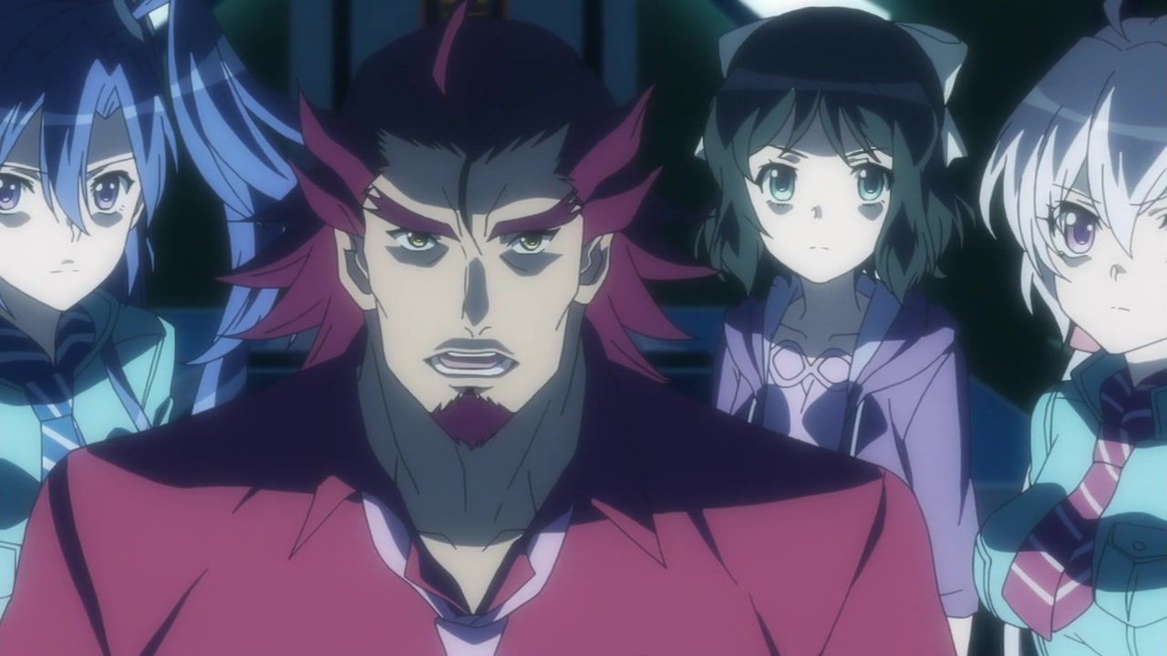 [Anime do Mês] - Senki Zesshou Symphogear 4/5 11