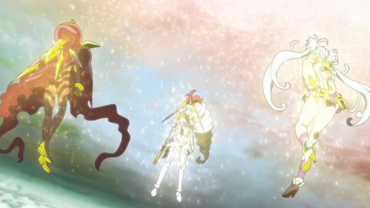 [Anime do Mês] - Senki Zesshou Symphogear 4/5 85