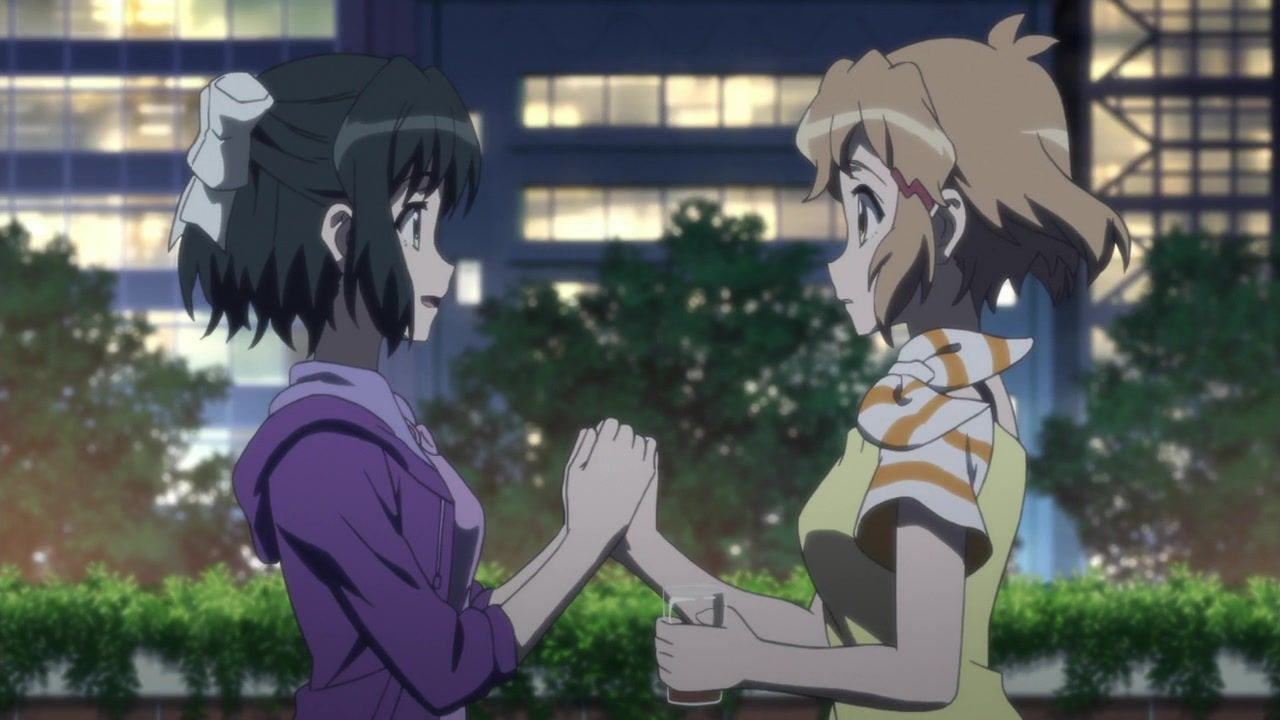 [Anime do Mês] - Senki Zesshou Symphogear 4/5 83