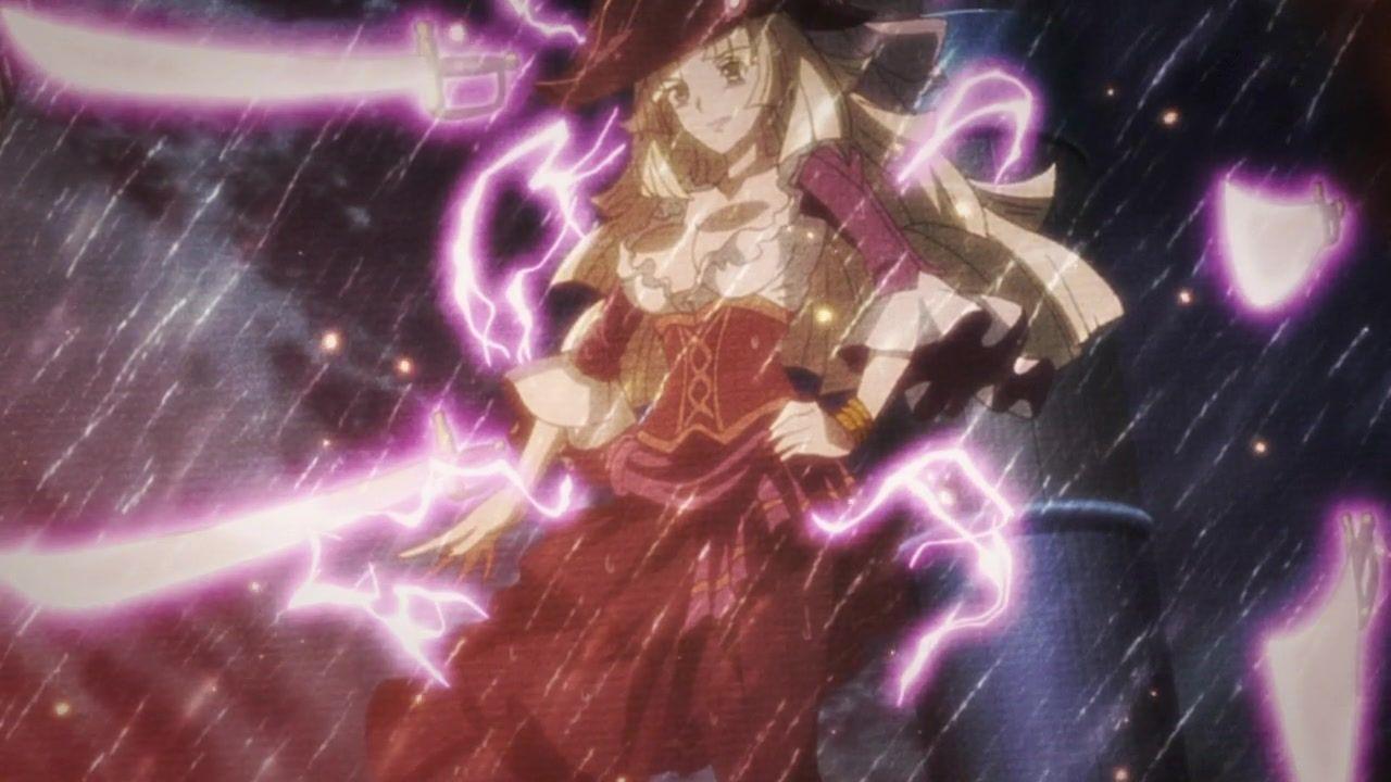 [Anime do Mês] - Senki Zesshou Symphogear 4/5 49