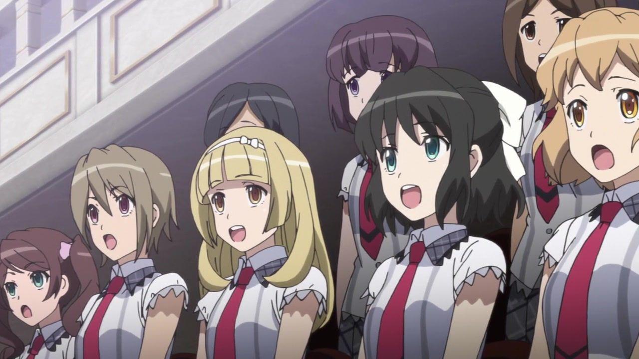 [Anime do Mês] - Senki Zesshou Symphogear 4/5 3
