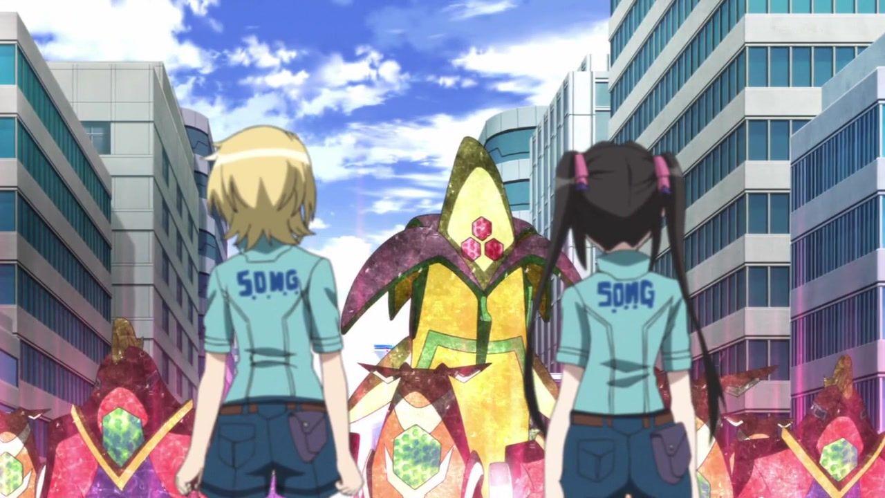 [Anime do Mês] - Senki Zesshou Symphogear 4/5 21
