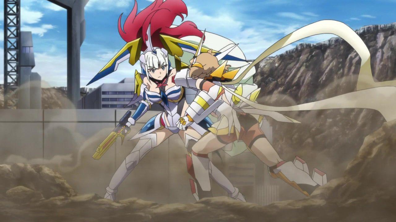 [Anime do Mês] - Senki Zesshou Symphogear 4/5 18