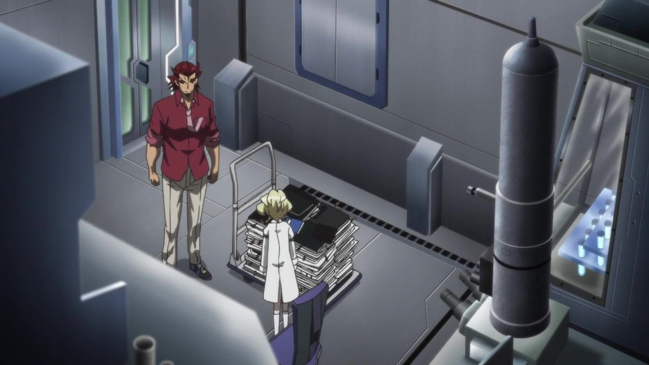 [Anime do Mês] - Senki Zesshou Symphogear 4/5 42