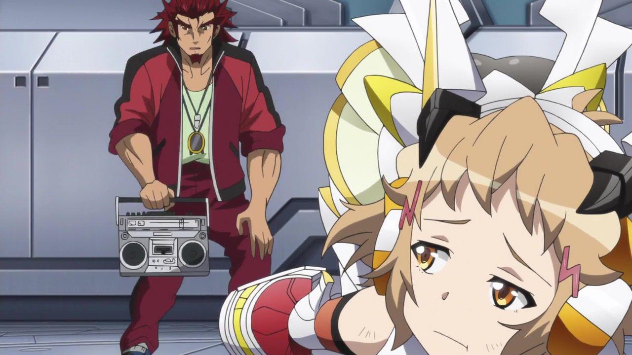 [Anime do Mês] - Senki Zesshou Symphogear 4/5 28