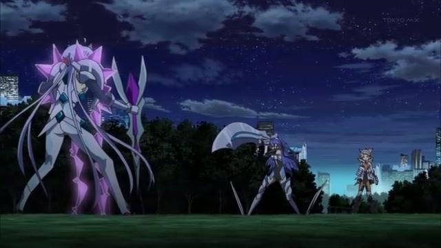 [Anime do Mês] - Senki Zesshou Symphogear 1/5 22