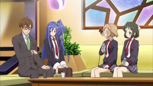 [Anime do Mês] - Senki Zesshou Symphogear 1/5 26